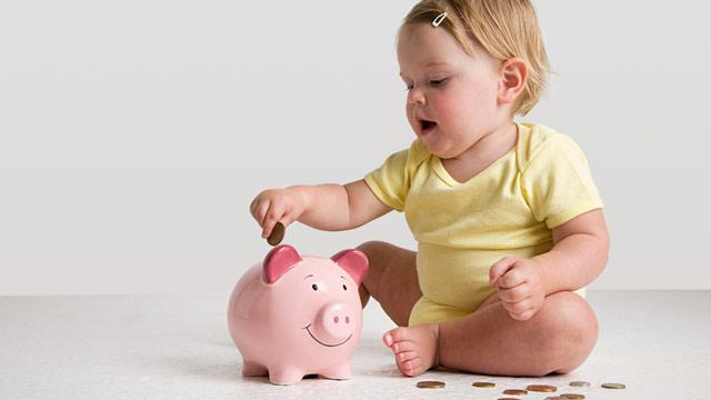 Finanční gramotnost pro děti